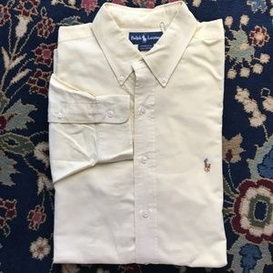 Polo Button Down Men's Yarmouth Fit